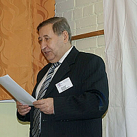 Валерий Канищев